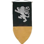The Rampant Lion Banner BP-04