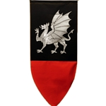 Welsh Dragon Banner BP-17