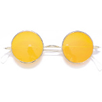 Feelin' Groovy Round Glasses 100-115320