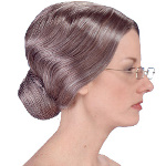 Deluxe Old Lady Wig 100-141467