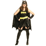 Batgirl Adult Plus Costume 100-145024