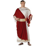 Caesar Adult Plus Costume 100-145905