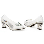 Ariel (Clear) Adult Shoes 100-149350