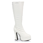 ChaCha (White) Adult Boots 100-149715