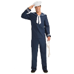 Ahoy Matey Adult Costume 100-152333