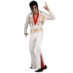 Elvis Deluxe Adult Costume 100-180118
