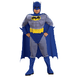 Batman Brave & Bold Deluxe M/C Batman Toddler Costume 100-185306