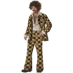 Disco Sleazeball Adult Costume 100-194526