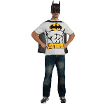 Batman T-Shirt Adult Costume Kit 100-212040