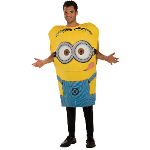 Despicable Me 2 Dave Minion Adult Foam Costume 100-217621