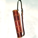 Sherwood Leather Archery Quiver