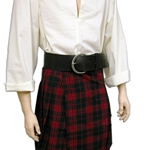 Scottish Leather Kilt Belt