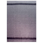 Civil War Blanket Reproduction - Gray Wool