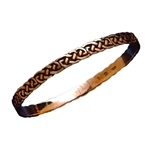 Copper Celtic Knot Bangle
