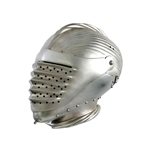 16th Century Renaissance Close Helmet LARP DC-514