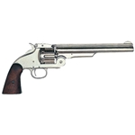 Smith and Wesson M1869 Revolver Nickel Non Firing