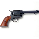 Old West 1873 Frontier Revolver Black Finish Non Firing FD1106B