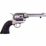 Old West M1873 Fast Draw Frontier Antiqued Revolver Non Firing
