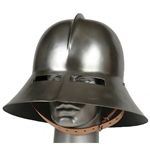 15th Century Kettle Hat with Oculars GH1098