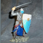 Norman Knight Figurine 3 KFIG3L