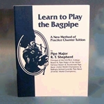 Learn to Play the Bagpipe Book LRSB