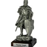 Knight Templar Sculpture MEMA003