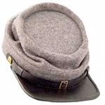 Civil War Wool Kepi - Cap