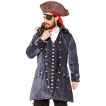 Captain Pirate Coat