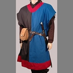 Medieval Custom Surcoat Parti Colors TT-15