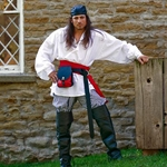 Cotton Medieval Sash VL-CSASH