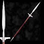 Medieval War Spear XH1078