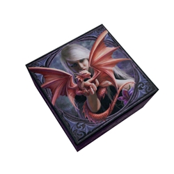 Dragonkin Box with Mirror