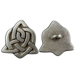 Celtic Sister's Knot Button 107.1425