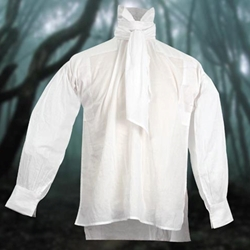 Victorian Shirt with Cravat