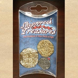Shipwreck Pirate Coins 26-801410