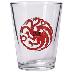 Game of Thrones Targaryen Shot Glass