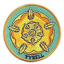 House Tyrell Embroidered Patch