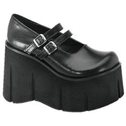 Kera Wedge Platform Mary Jane Shoes 34-3106
