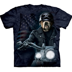 Biker Sam Adult 3X-Large T-Shirt 43-1032390