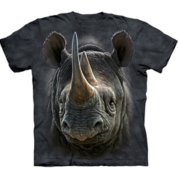 Black Rhino Adult 3X-Large T-Shirt 43-1035020