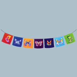 Butterfly Flags 63-0013