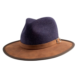Summit Hat in Denim
