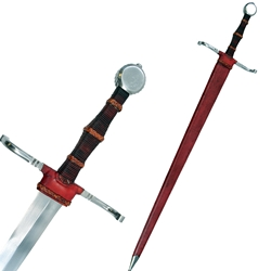 15th Century Hand and A Half Sword - Stage Combat Version