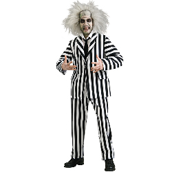 Beetlejuice Grand Heritage Adult Costume 100-149941