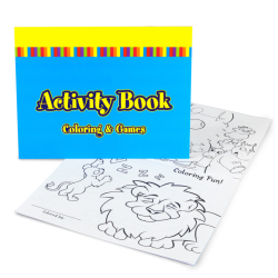 Activity Books - Primary 101-160465