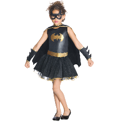 Batgirl Tutu Child Costume 100-216075