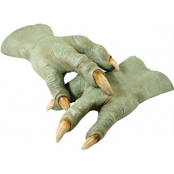Yoda Latex Hands CU2406