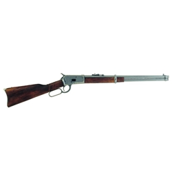1892 Winchester Lever-Action Rifle Silver Finish Non-Firing FD1068G